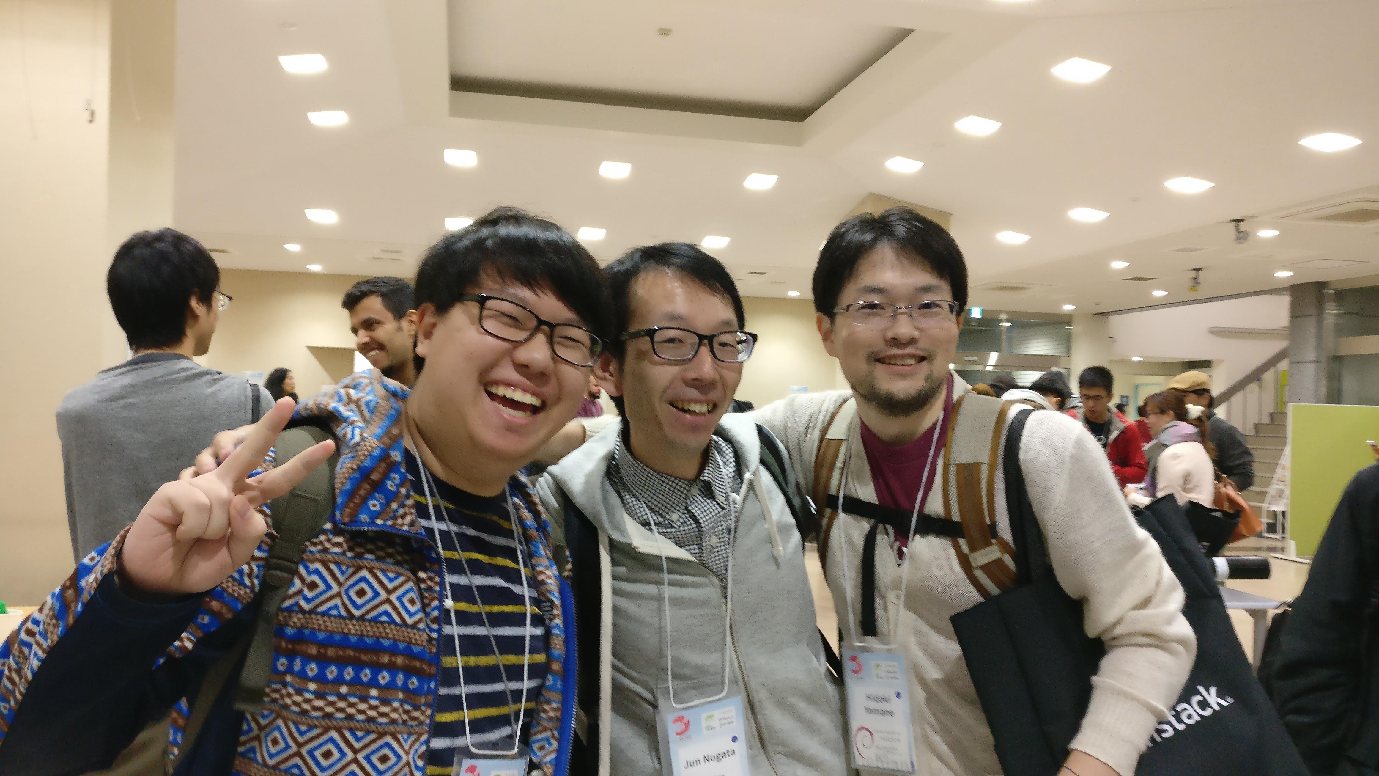 Nogata Jun And Hideki Yamane